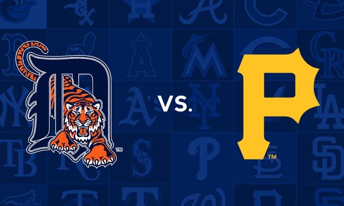 PNC Park - North Side: Detroit Tigers vs. Pittsburgh Pirates at PNC Park