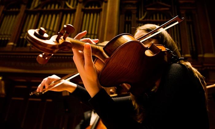 Jordan Hall at New England Conservatory - Fenway - Kenmore - Audubon Circle - Longwood: Longwood Symphony: Bach, Berg & Brahms at Jordan Hall at New England Conservatory