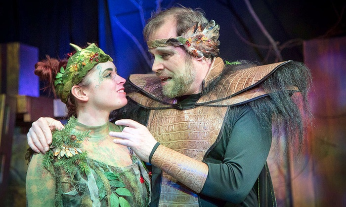 Quannapowitt Players Theater - Lindenwood: A Midsummer Night's Dream at Quannapowitt Players Theater