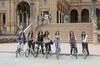 Alquiler de bicicletas en el centro de Sevilla