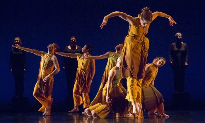 The Cowles Center for Dance and the Performing Arts - Warehouse District: Zenon Dance Company's Fall Season at The Cowles Center for Dance and the Performing Arts