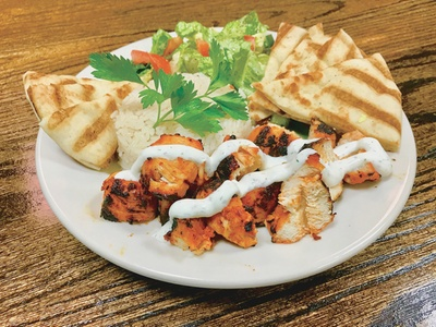 $15 For $30 Worth Of Caribbean & Mediterranean Cuisines