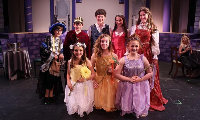 Children's Theatre of Annapolis  - Cape St. Claire: Sleeping Beauty at Children's Theatre of Annapolis