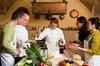 Corso privato di cucina a Taormina: pasta e cannoli partendo da zero