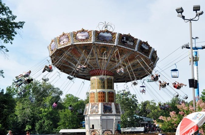 Lake Winnie Amusement Park Entrance Ticket 7688b872-238b-409e-bb64-7a6f84bb4948