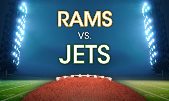 MetLife Stadium - North End: Los Angeles Rams vs. New York Jets - Sunday November 13, 2016 / 1:00pm