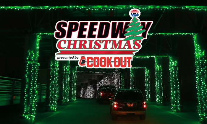 Speedway Christmas 2020 Hours Speedway Christmas in   Concord, NC | Groupon