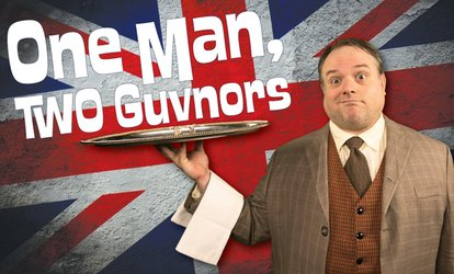 """One Man, Two Guvnors"""