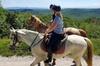 Gita di Mezza Giornata a Cavallo in Toscana per Principianti