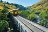 Dunedin Shore Excursion: Taieri Gorge Railway and the Otago Peninsu...