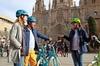 Recorrido histórico en bicicleta eléctrica en Barcelona