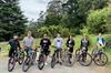 Aqueduct and Rail Trail Self-Guided Bike Tour in Warburton