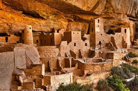 Mesa Verde National Park Tour at Mountain Waters Rafting & Adventure Company LLC, plus 6.0% Cash Back from Ebates.