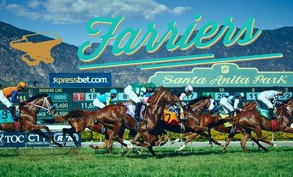 image for Santa Anita Park Farriers Package