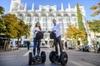 Aventura en Segway en Madrid con recorrido por la ciudad y el parqu...