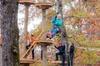 Adventureworks Climb Zip Swing - River Plantation RV Resort: Climb Zip Swing Adventure Course in Pigeon Forge