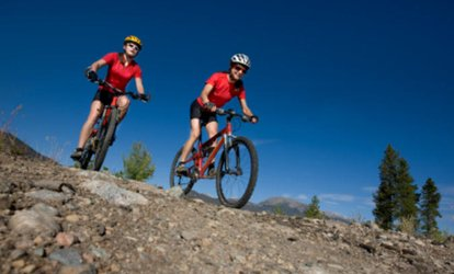 image for Guided <strong>Mountain-Biking</strong> Tour of Colorado's Front Range