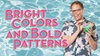 """Bright Colors and Bold Patterns"" - SoHo Playhouse: ""Bright Colors and Bold Patterns"""