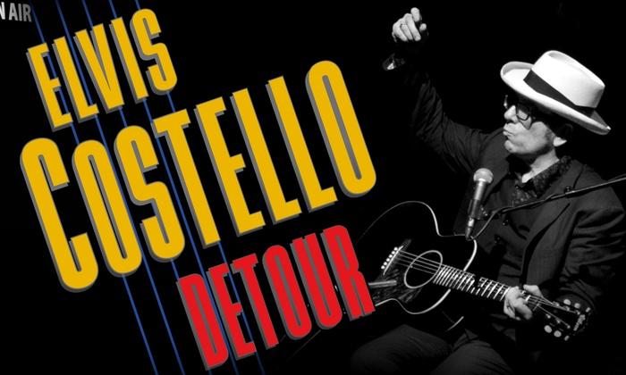 Laemmle's NoHo 7 - North Hollywood: Elvis Costello: Detour at Laemmle's NoHo 7