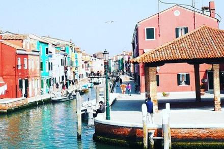 Deal Esperienze Groupon.it Tour da Punta Sabbioni: visita di Venezia e delle isole di Murano e Burano in 1 giorno