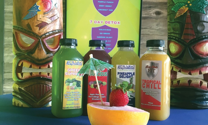 10 For 20 Worth Of Handcrafted Juices Smoothies