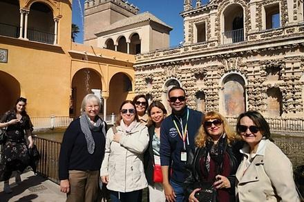 ¡evite Las Colas! ¡visita Al Alcázar De Sevilla!