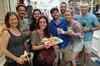 Tour dello Street Food e del Mercato di Testaccio più La Piramide a...