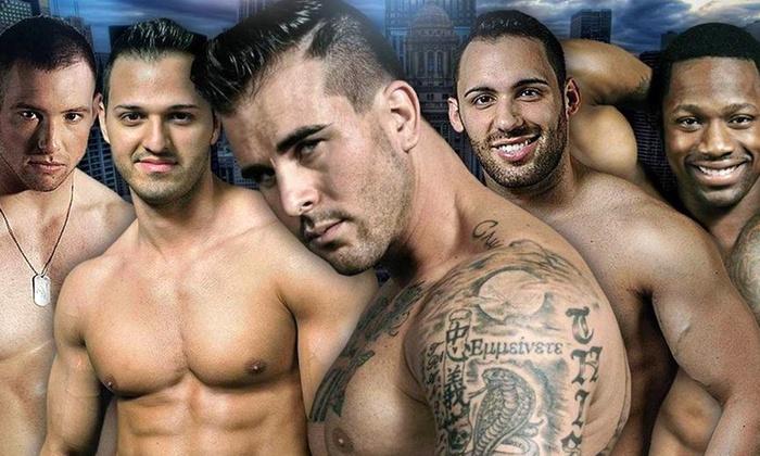 Bevy Nightclub - Lite Chicago: Dreamboys Ultimate Male Revue at Bevy Nightclub