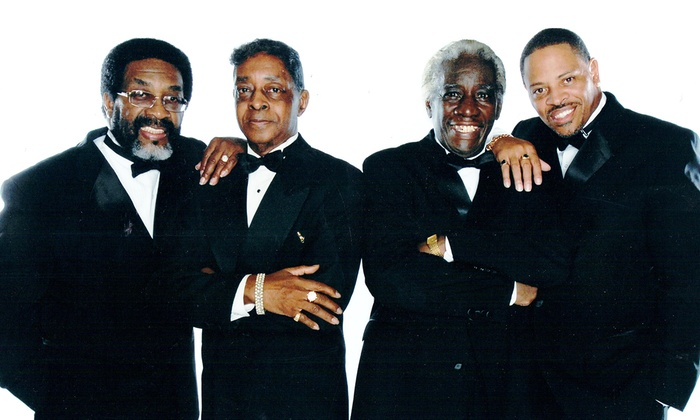 Bal Theatre - The Historic Bal Theatre: The Original Drifters at Bal Theatre