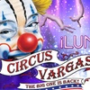 """Circus Vargas: """"iLUMINOUS"""""""