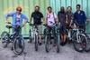 Rainey Street Pub Crawl and Bike Tour