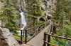 eBike and Hike Banff to Johnston Canyon small group guided program