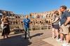 Tour del Colosseo con entrata dall'ingresso dei gladiatori e access...
