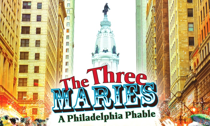 The Prince Theater - Avenue of the Arts South: The Three Maries at The Prince Theater