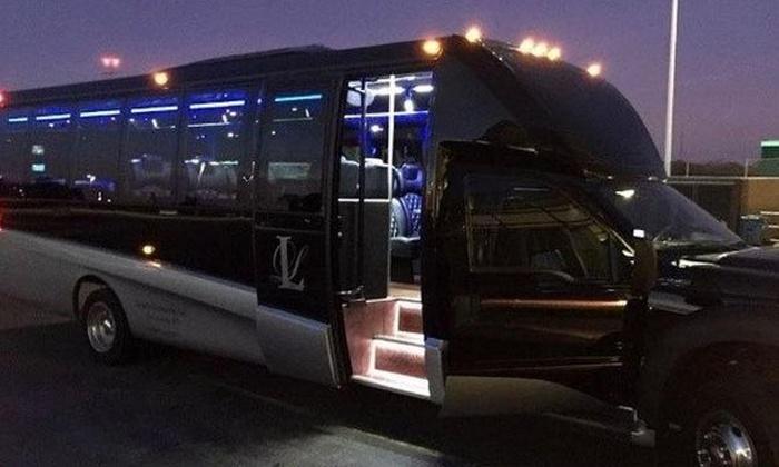 Luxury Van and Shuttle Bus NYC - Luxury Van and Shuttle Bus NYC | Groupon