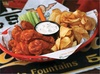 BUFFALO'S CAFE - The Park at Kingsgate: $15 For $30 Worth Of Signature Wings & More