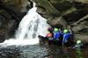 Canyoning Half-Day Trip at Keltneyburn from Aberfeldy