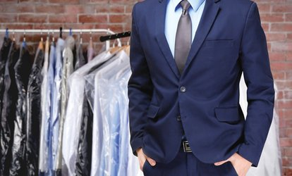 image for $15 For $30 Worth Of Dry Cleaning
