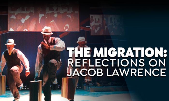 "Step Afrika! ""The Migration: Reflections on Jacob Lawrence"" - Northeast Washington: Step Afrika! ""The Migration: Reflections on Jacob Lawrence"""
