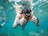 Snorkel in Puerto Morelos, open bar & transportation included
