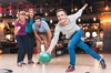 $29.63 For 2 Games Of Bowling With Shoe Rental For 4, A 1-Topping 1...