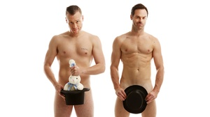 Merriam Theater: The Naked Magic Show at Merriam Theater
