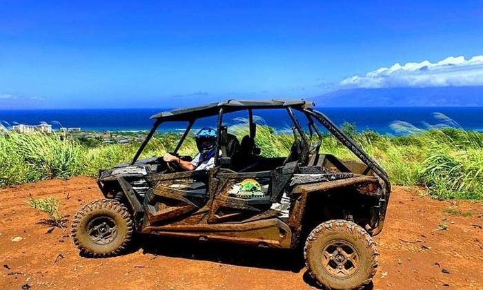 Maui Off Road >> Lahaina Atv Adventure