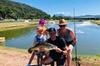 Small-Group Fishing at Barramundi Farm and a Visit to Port Douglas