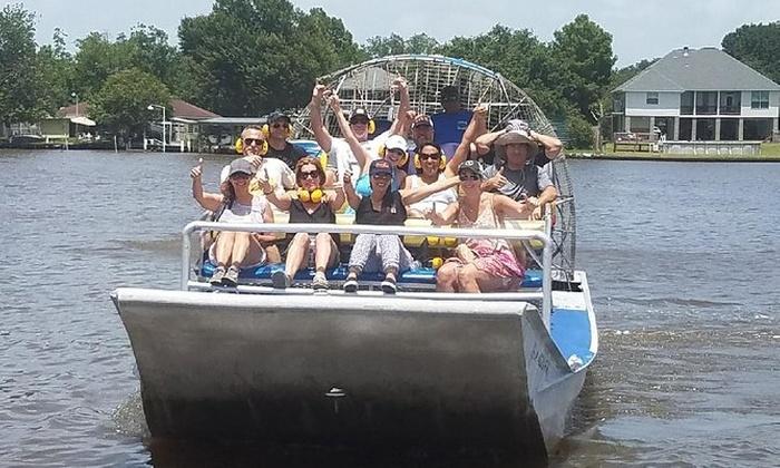 Swamp Tour New Orleans >> Louisiana Tour Company Louisiana Tour Company Groupon