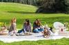 A piedi nudi nel Parco: Il picnic biologico perfetto a Roma