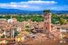 Tour privato di un'intera giornata a Pisa e Lucca da Firenze