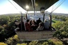 Paseo en globo aerostático sobre Aranjuez con transporte opcional d...