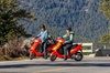 Scooter Rental in Banff (Gas Fee Included)
