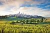 Siena, San Gimignano, Monteriggioni e degustazione di vini del Chia...